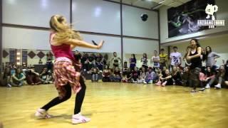ADH winter sexy RnB battle PROFI 1(3) tour ( Marya, Anaid )