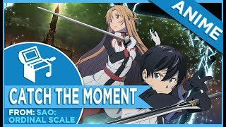 Sword Art Online: Ordinal Scale - Catch the Moment Music Box Cover