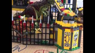 Lego dino escape part 2