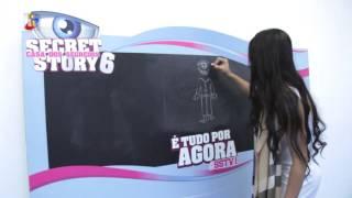Secret Games: Desenha a Voz - Para Ana, como é a Voz?