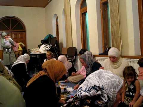 Berbuka Puasa Di Ahrar Islamic Centre I
