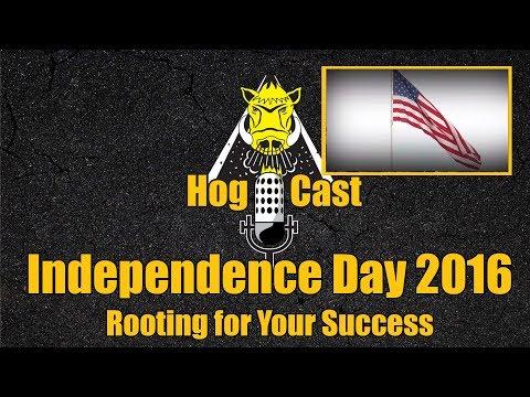 Hog Cast - Independence Day 2016