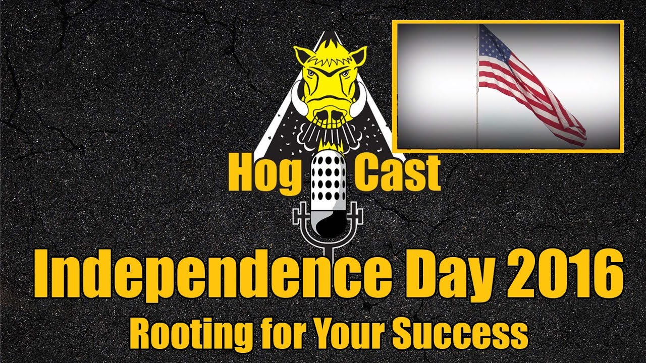 Hog Cast - Independence Day 2016