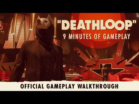 WTFF::: Deathloop Nine Minute Gameplay Walkthrough