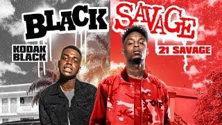 21 Savage - Codeine Crazy (Feat. Cooli Highh) (Black Savage)