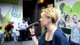 Red Blonde - Medley (Live la Radio ZU)