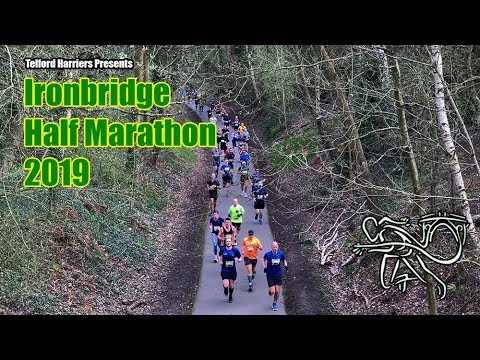 ironbridge half marathon