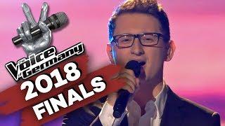Roger Cicero - In diesem Moment (Samuel Rösch)   The Voice of Germany   Finale