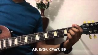 Sonhos e Planos - Os travessos - Guitarra