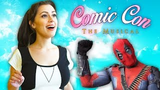 COMIC CON the Musical! (featuring Whitney Avalon - Princess Rap Battles)