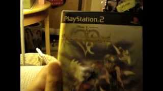 Kingdom Hearts Re:Chain of Memories unboxing