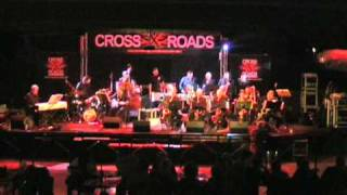 Lake jazz orchestra live at crossroads: Agua de beber.mpg
