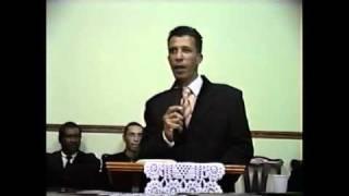 Pr. Kleber Nogueira no congresso do circulo de oraçâo  Assembleia de Deus Pedrinhas Paulista s/p