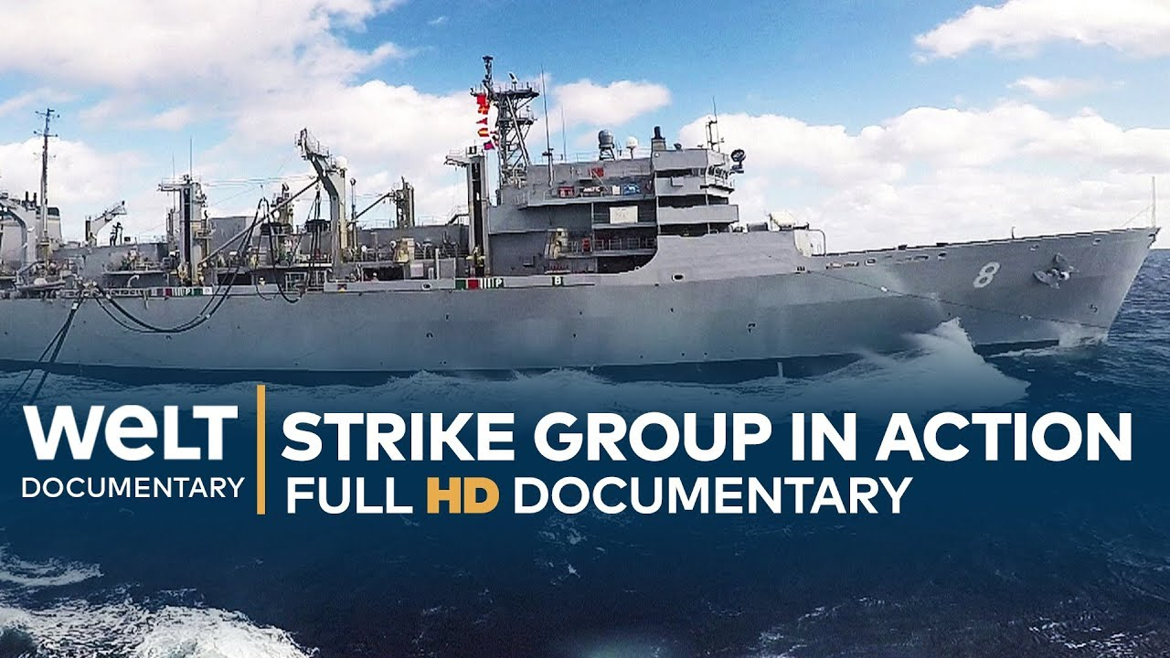 Inside Navy Strategies (3) - Aircraft Carrier Strike Group In Action