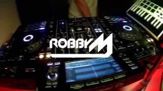 J.Balvin & Willy William - MI GENTE ( ROBBY M MASHUP LIVE )