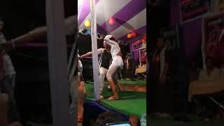 बदन पर कपड़ा नहीं एक बार डांस देख musical Arkestra soyam nanga dance Karti video width=