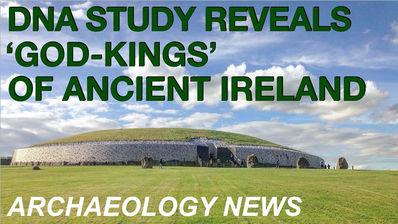 Ancient DNA find at Newgrange