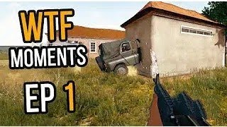 PUBG MOBILE FUNNY MOMENT WTF PART [1]
