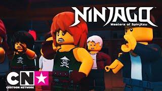 LEGO Ninjago | Wus Tee: Nacht der Musik, Teil 2 | Cartoon Network