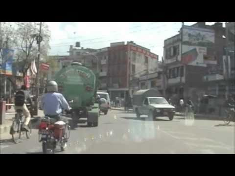 Trekking in Nepal: Driving in Kathmandu