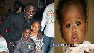 Akon Kids - Family - Net Worth 2017
