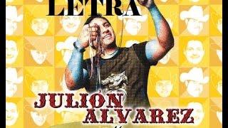 Julion Alvarez - El Guitarrero - Ft  EL Coyote LETRA