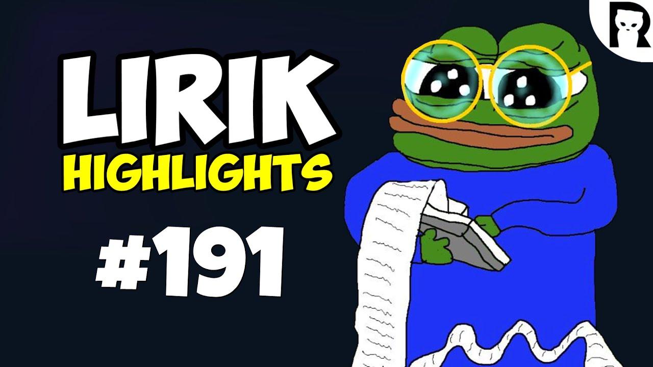 LIRIK - By My Calculations, I'm Absolutely Clueless - Lirik Highlights #191