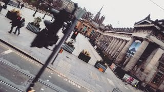 Edinburgh - spring 2017.