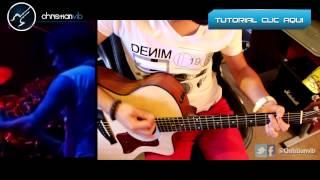 Vasos Vacios LOS FABULOSOS CADILLACS Guitarra Cover Tutorial Christianvib