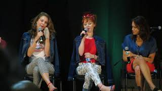 Girls Take Over Supernatural NJCON 2017 Clip 1