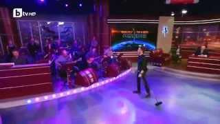 Mixalis Xatzigiannis De Fevgo * Βουλγαρικά 09.10.2015 Slavi's Show * Μιχαλης Χατζηγιαννης Δε φεύγω -