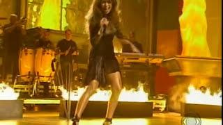 Thalía - No Me Enseñaste [Balada/Salsa] LIVE (Latin Grammy 2002)