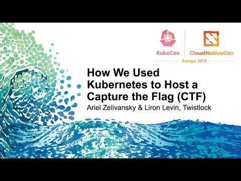 How We Used Kubernetes to Host a Capture the Flag (CTF)