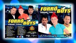 Forró Boys Vol 04 - O Novo Som (Lançamento)