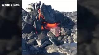 How does a Volcano Erupt? - Live