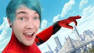 DanTDM Is Spider-Man