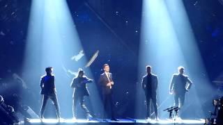Robin Bengtsson-I Can' t Go On LIVE.Vinnaren av Melodifestivalen 2017.