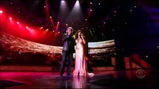 Andrea Bocelli / Katharine McPhee- Somos Novios Live