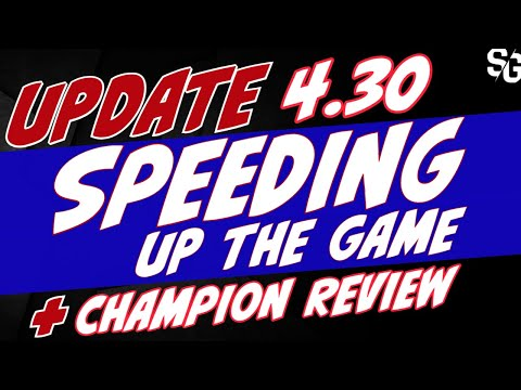 4.30 will speed up the game + in-depth new champion review. Raid Shadow Legends