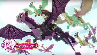 Dragon Games Official Trailer | Ever After High