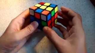 12 seconds 3x3 solver CFOP walkthroughs