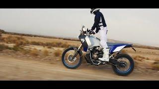 2017 Yamaha T7 Dakar rally concept bike
