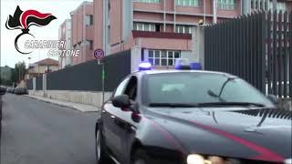 ESECUZIONE DI MISURE CAUTELARI PER 8 PERSONE A PETILIA POLICASTRO