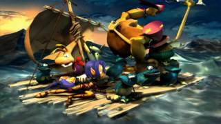 Rayman Revolution OST - The Bayou ~ The Pirate Base