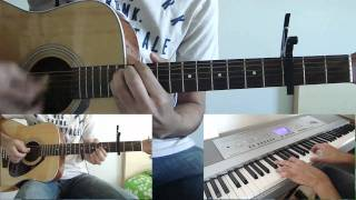 Coldplay - Us Against The World Cover (Guitar, Piano)