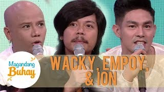 Ion admits that he was bullied before | Magandang Buhay