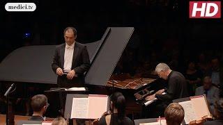 "Christian Zacharias and Tugan Sokhiev - Piano Concerto No. 5 ""Emperor"" - Beethoven"