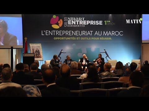 Video : Coup d'envoi de la 1re édition du Salon Smart Entreprise Morocco