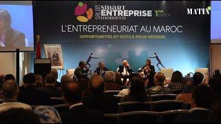 Coup d'envoi de la 1re édition du Salon Smart Entreprise Morocco