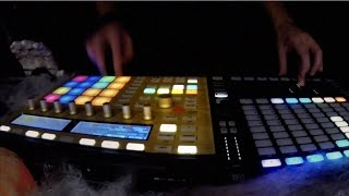 Damn F@#%ing Right | Maschine Live Performance for Halloween